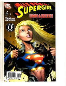7 DC Comics Supergirl # 7 53 + All Star Superman # 4 6 7 8 + Superman # 32 MK7