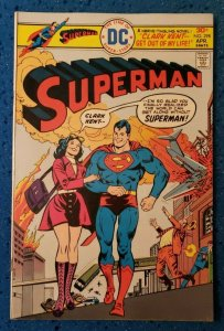 Superman #298 (DC Comics 1976) VF 8.0