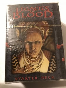 GURUHI Legacies of Blood Vampire deck : White Wolf VTES 2005 TCG, sealed, CCG