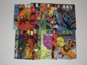 ALIEN LEGION VOL. 2 LOT #1-18-LARRY STROMAN CHUCK DIXON-VF/NM VF/NM