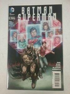 Batman Superman #18 DC Comics Mar 2015 NW145