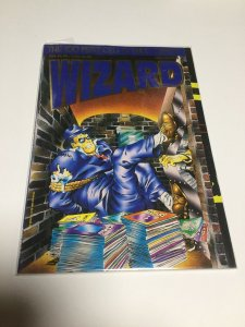 WIZARD first edition 100 MOST COLLECTIBLE COMICS Wizard Fn Fine 6.0