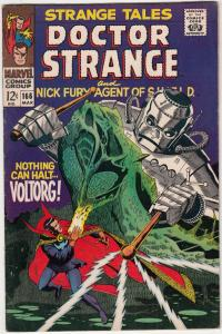 Strange Tales #166 (Mar-88) FN/VF+ High-Grade Nick Fury, Dr. Strange