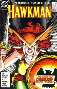 Hawkman (2nd Series) #6 FN; DC   save on shipping - details inside