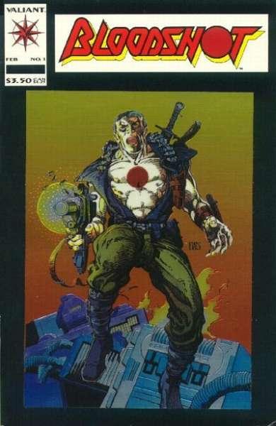 Bloodshot (1993 series) #1, VF+ (Stock photo)