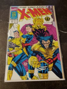 THE UNCANNY X-MEN #275