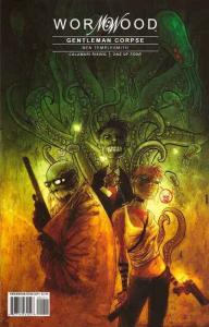 Wormwood: Gentleman Corpse: Calamari Rising #1, NM + (Stock photo)