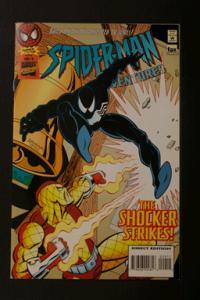 Spider-Man Adventures #9 August 1995