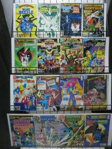 Secret Origins (DC 1986-90) #2-50 Lot of 21Diff Untold Super-Tales