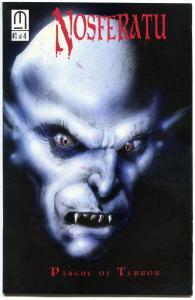 NOSFERATU #1 2 3 4, VF/NM, 1991, 4 issues, Vampire, Plague of Terror, Horror