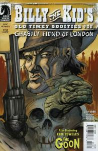 Billy the Kid's Old Timey Oddities and the Ghastly Fiend of London #3 VF/NM; Dar