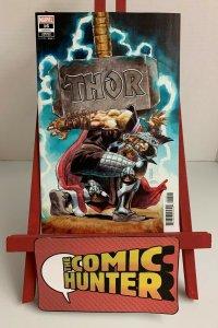 Thor #16 (Marvel 2020) 1:25 Nic Klein Variant Cover (9.2)
