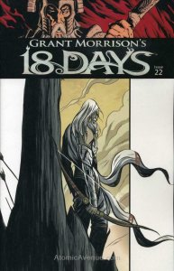 18 Days (2nd Series) #22 VF/NM; Graphic India | save on shipping - details insid