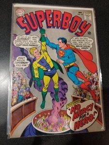 SUPERBOY # 141 VG+/F-