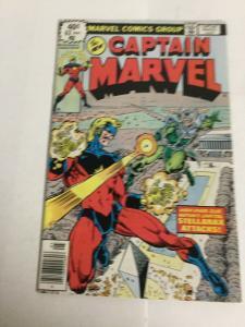 Captain Marvel 62 Vf/Nm Very Fine/Near Mint Marvel