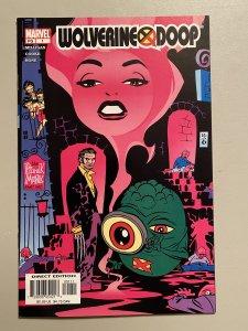 Wolverine & Doop #1 (2003)