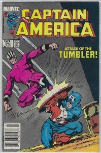 Captain America #291 (1984)