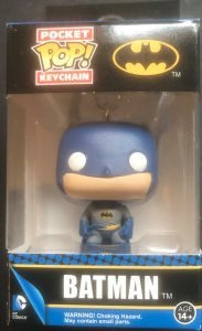 POP! Batman Pocket Keychain (Funko)