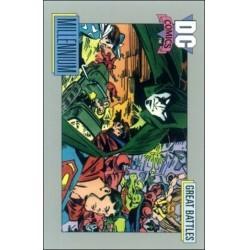 1991 DC Cosmic Cards - MILLENNIUM #152