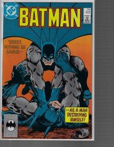 Batman #402 (DC, 1986) - High Grade