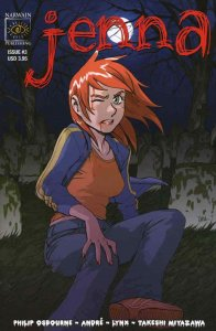 Jenna #3 VF/NM; Narwain | save on shipping - details inside