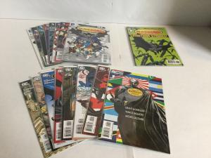 Batman Incorporated 1-8 Leviathan Strikes One-Shot New 52 0 1 2 4-8 Nm DC A13