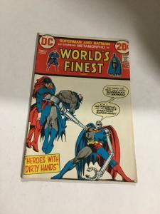 Worlds Finest 217 Vf Very Fine 8.0 DC Comics