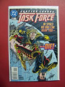 JUSTICE LEAGUE TASK FORCE #32  VF/NM OR BETTER DC COMICS