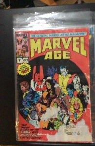 Marvel Age #7 (1983)