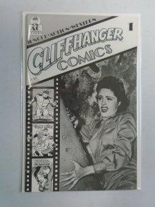 Cliffhanger Comics #1 B variant 6.0 FN (1989 AC Comics)