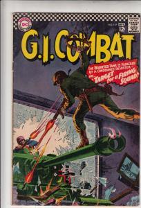 G.I. Combat #119 (Sep-66) FN/VF+ Mid-High-Grade The Haunted Tank