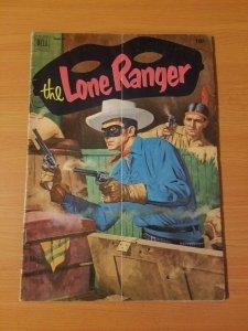 The Lone Ranger #45 ~ FINE FN ~ (1952, Dell Comics)