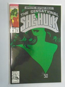Sensational She-Hulk #50 8.0 VF (1993)