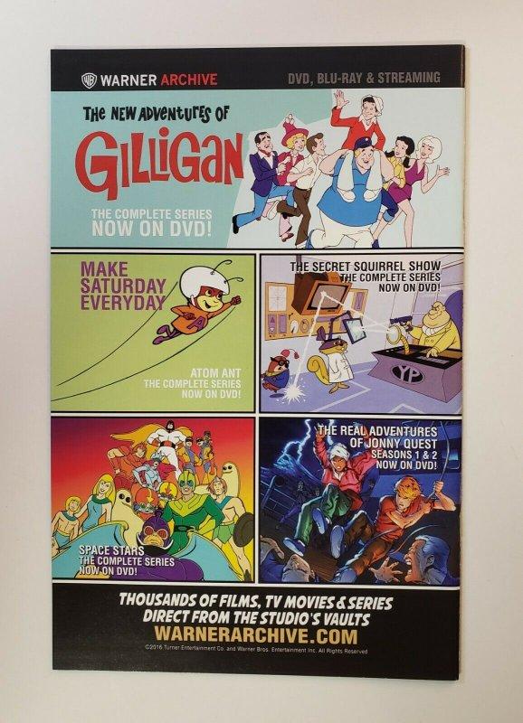 Scooby Doo Apocalypse #1 Cover 1F Caldwell Variant Velma DC Comics NM