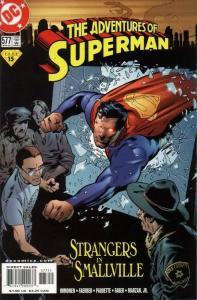 ADVENTURES OF SUPERMAN (1987 DC) #577