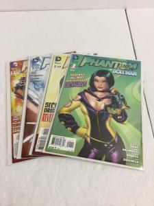 Phantom Lady And Doll Man 1-4 Lot Set Run Nm Near Mint DC Comics IK