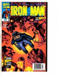 Lot Of 10 Iron Man Marvel Comic Books # 11 12 13 14 15 16 17 18 19 20 Hulk GM15