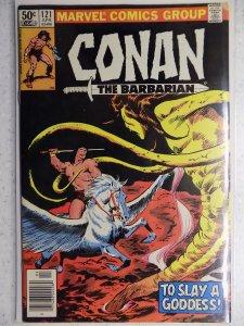 Conan the Barbarian #121 (1981)