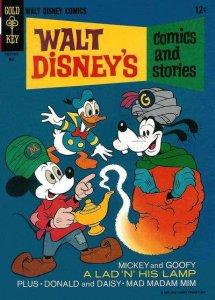 Walt Disney's Comics and Stories #308, Fine- (Stock photo)