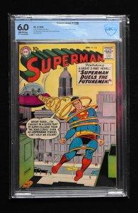 Superman #128 (DC, 1959) CBCS 6.0