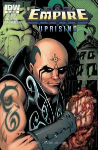 Empire: Uprising #3A VF/NM; IDW   save on shipping - details inside