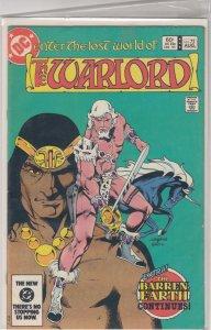 Warlord #72 (1983)