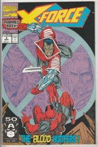 X-Force #2 (Sep-91) NM- High-Grade X-Force