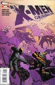 X-Men (2004 series) Original Sin #1, NM- (Stock photo)