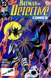 Detective Comics (1937 series) #621, NM- (Stock photo)