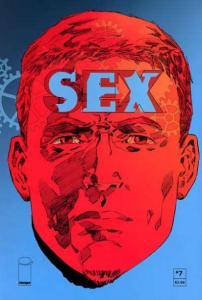 Sex (2013 series) #3, NM (Stock photo)