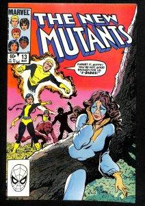 The New Mutants #13 (1984)