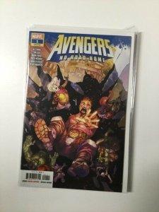 Avengers: No Road Home #1 (2019) HPA