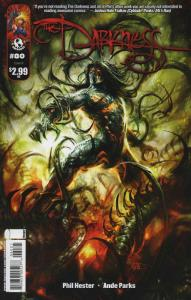 Darkness, The #80B VF/NM; Image | save on shipping - details inside