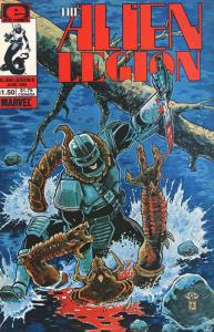Alien Legion (Vol. 1) #8 VF/NM; Epic | save on shipping - details inside